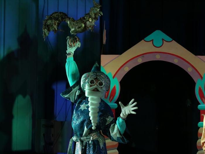 Спектакль «Сказка о золотом петушке»
