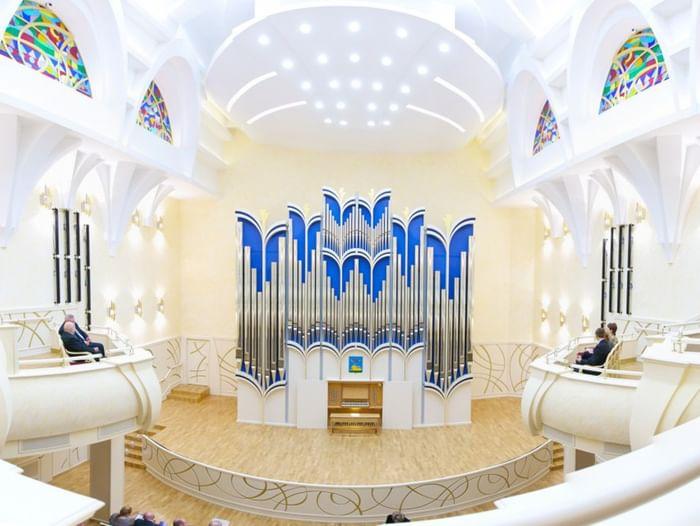 Концерт «Шесть веков органной музыки»