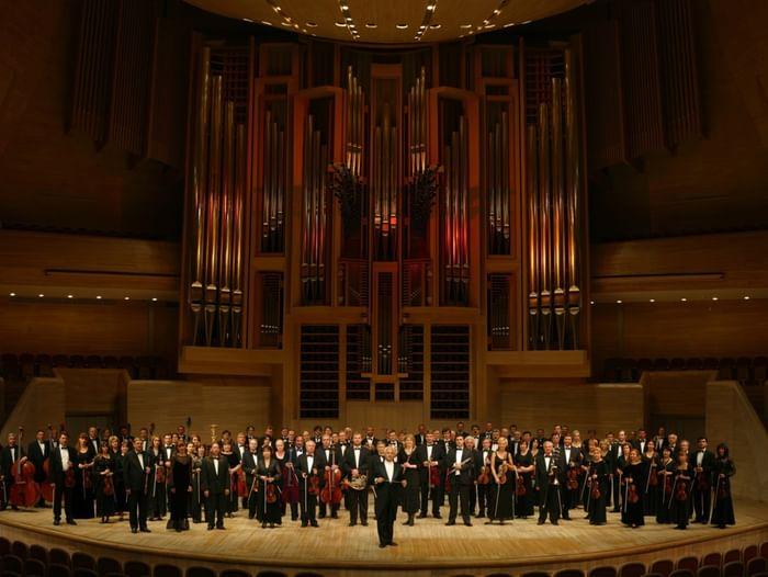 Концерт «Национальный филармонический оркестр России»