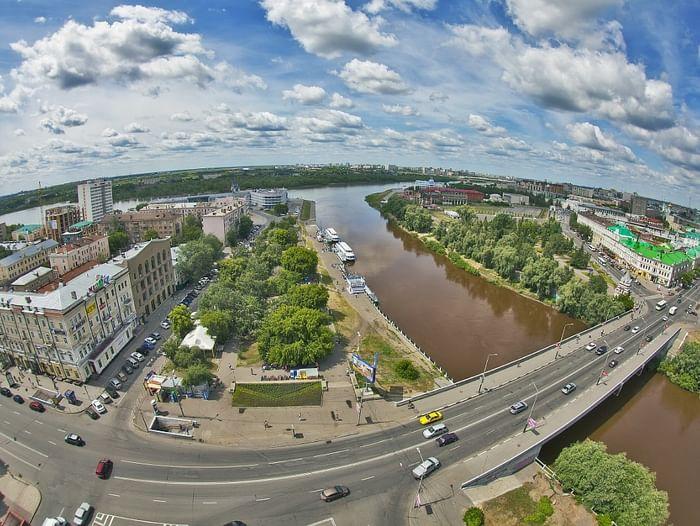 Выставка «Панорамы Омска: 1920–1970 гг.»