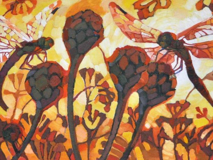 Выставка «По городам Сибири. Наталья Шалагина. Живопись. Графика»