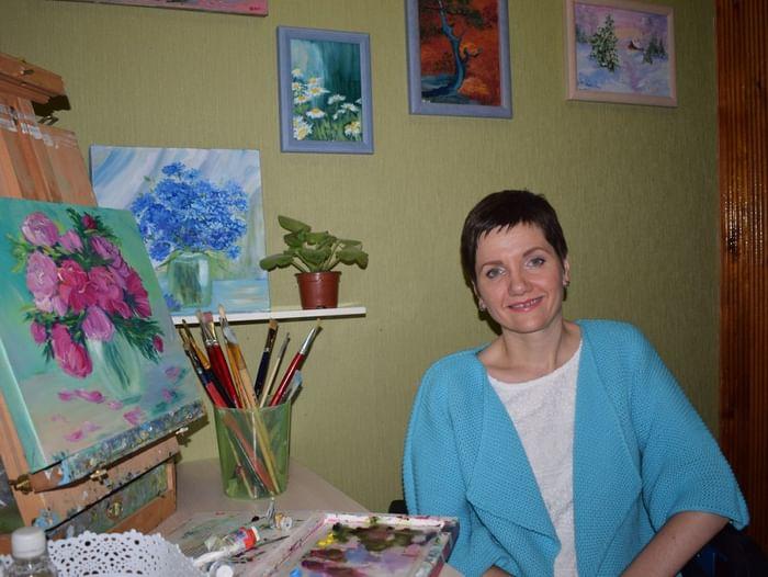 Выставка «Точка опоры Ольги Шаровой. Творчество как способ жить»