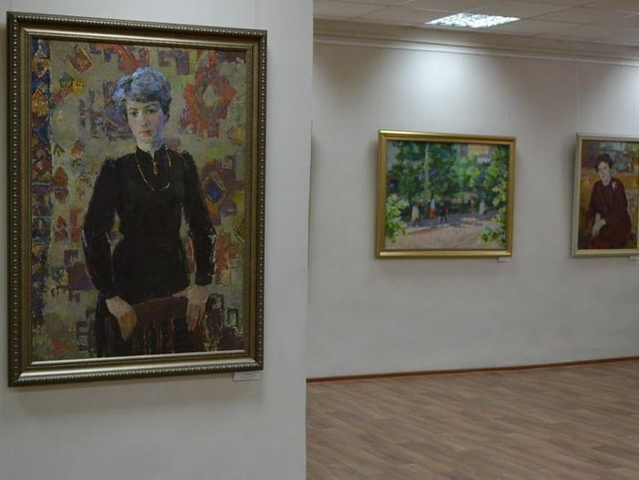 Выставка, посвященная 120-летию Баки Урманче