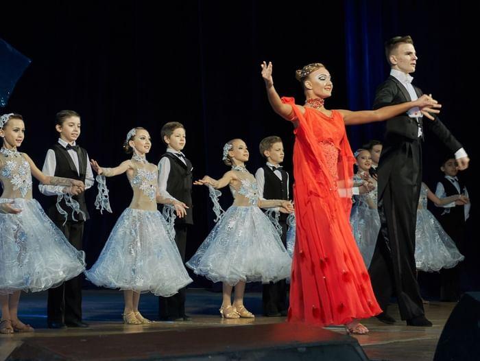Отчётный концерт хореографического коллектива «Академия танца»