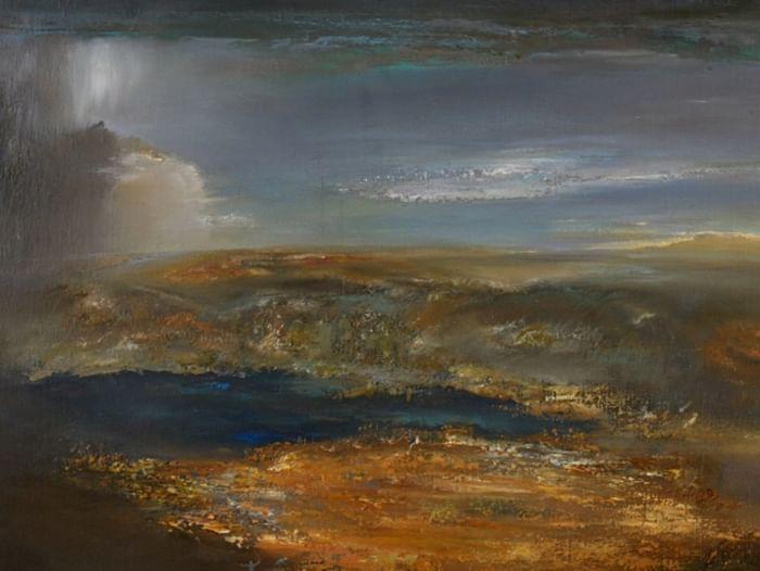 Выставка Виктора Учаева «День художника»
