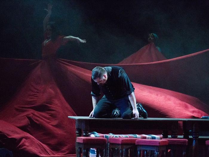 Вечер одноактных опер: «Моцарт и Сальери», «Алеко»