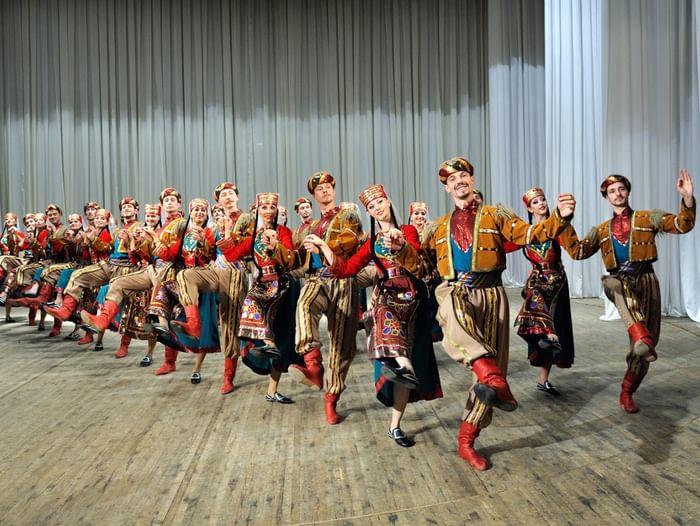 Концерт «Кубанская казачья вольница»