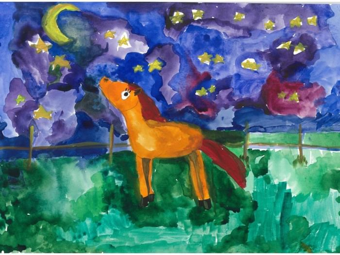 Конкурс «Штрихи к портрету лошади»