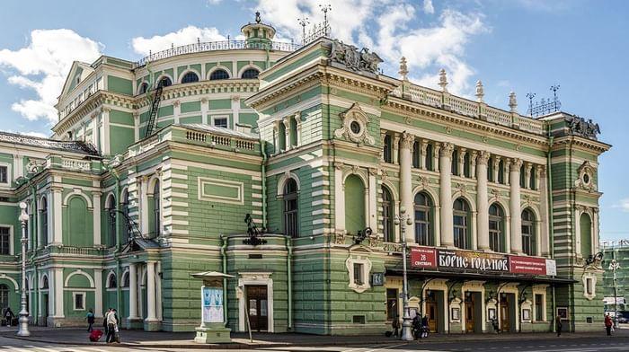 Основная сцена Мариинского театра