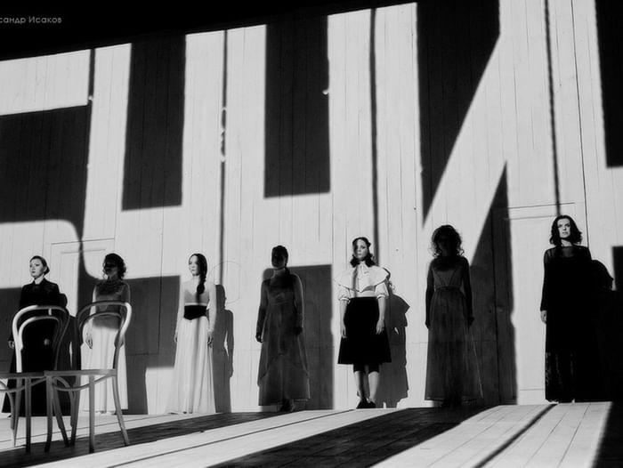 Спектакль «Бунин. Рассказы»