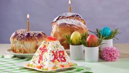 Традиционные пасхальные блюда