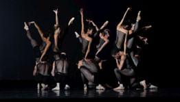Фестиваль балета Dance Open начался в Санкт-Петербурге