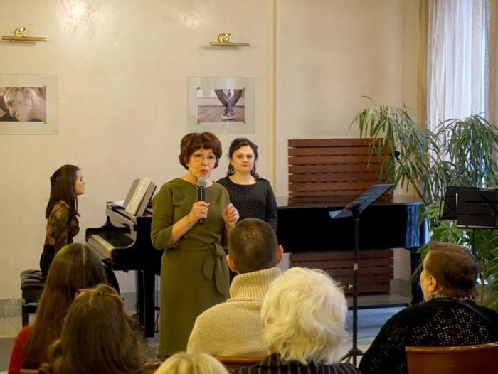 Концерт «Музыкальное собрание в Зимнем саду»