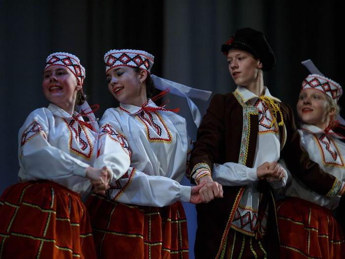 Межрайонный этап областного фестиваля-конкурса «Радуга талантов»