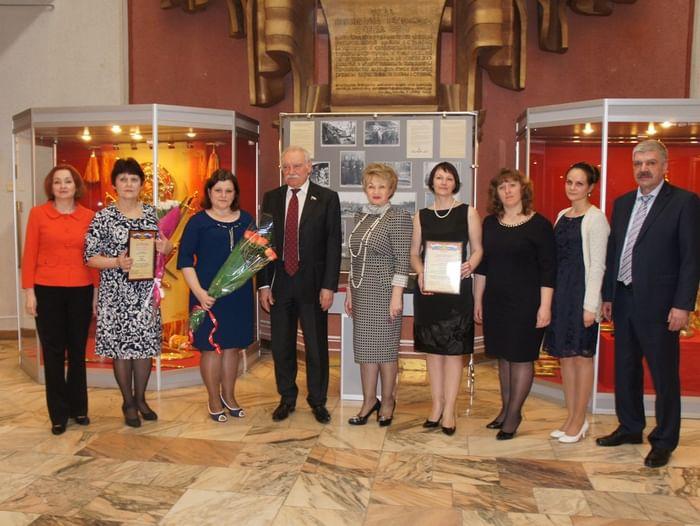 Церемония вручения ежегодной премии «Хранители памяти»