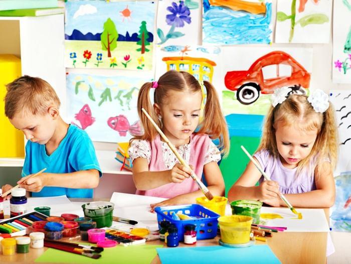 Курс «Раннее творческое развитие: особенности работы с детьми от 3 до 6 лет»