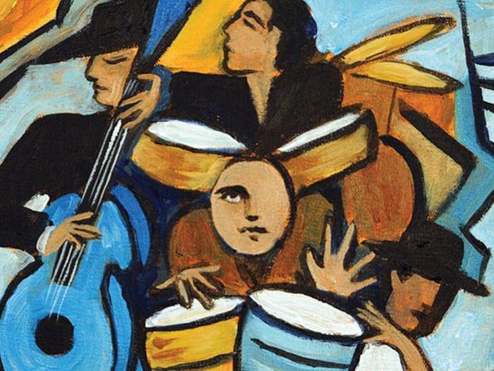 Концерт «Музыка латинос»