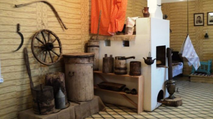 Музей и Дом ремесел города Похвистнево Самарской области