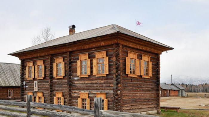 Мемориальный дом-музей Н. К. Рериха