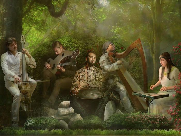 Концерт «Босиком по мостовой»