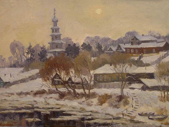 Юбилейная выставка Владимира Желобка