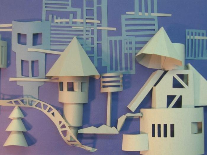 Выставка «Экскурсия в «Город будущего»