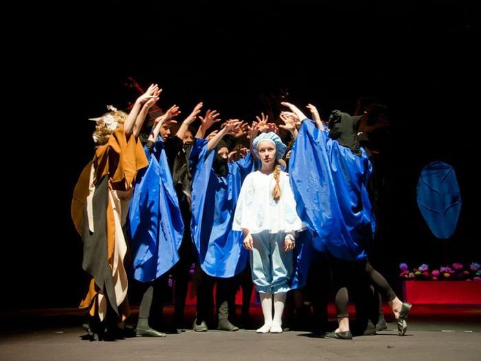 Проект «Летняя театральная школа»