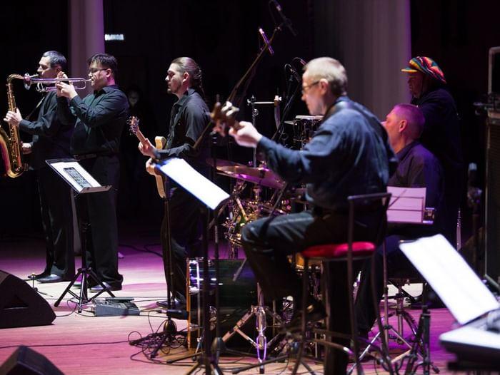 Концерт эстрадно-джазового ансамбля «Экспресс-Бэнд»