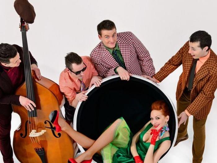 Концерт группы «Стиляги Band»