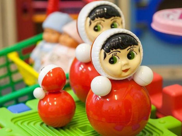 Открытие выставки «Наше советское детство»