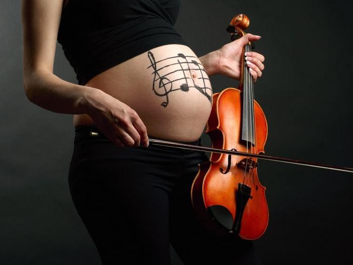 Концерт «Я буду мамой»