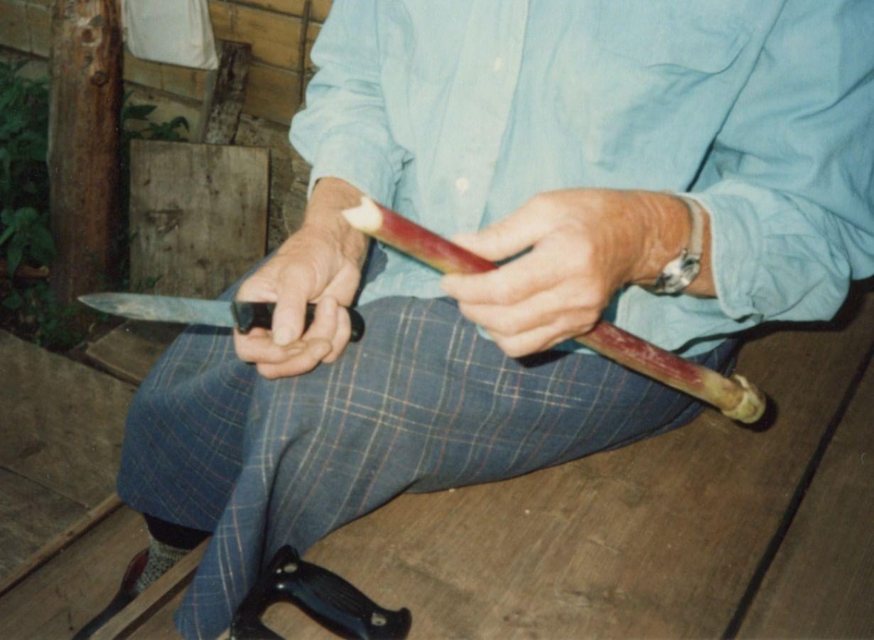 Фото нож в попе 11 фотография