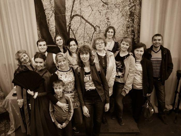 Вечерняя экскурсионная программа «Добро пожаловать в Кузнецк. Семейный альбом»