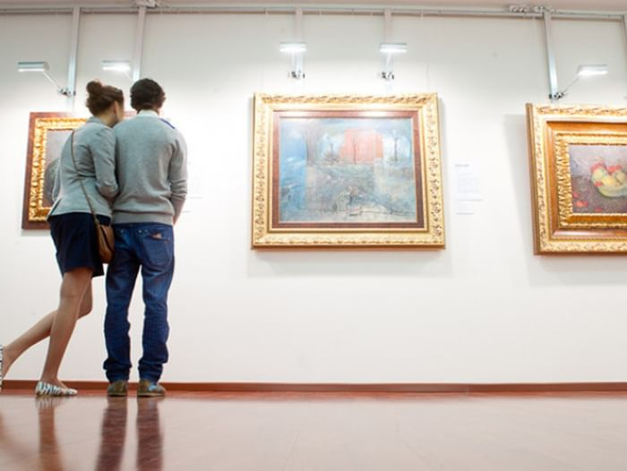 Выставка «Грани творчества»