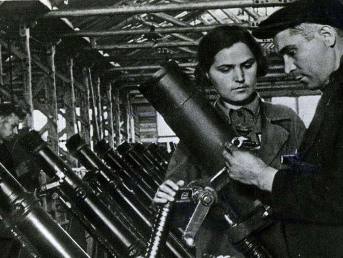 Выставка «Тыл – фронту. Трудовой подвиг в годы Великой Отечественной войны»