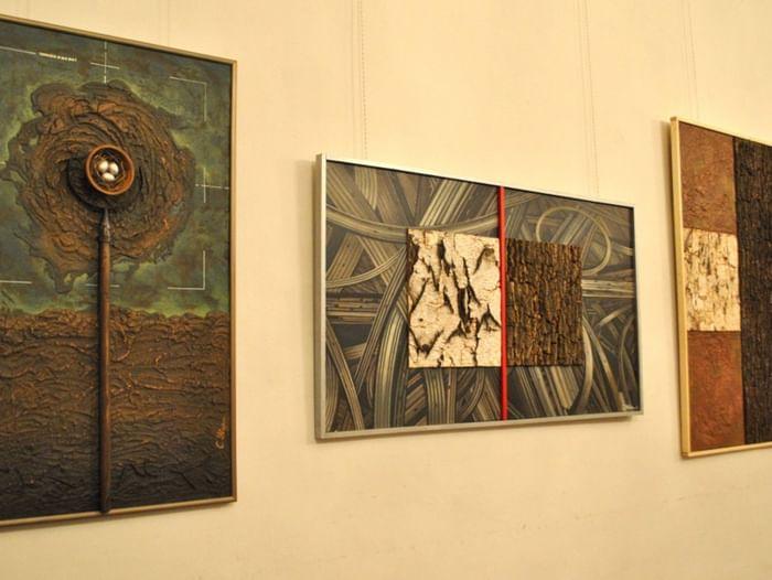 Выставка художника «Эко Этно»