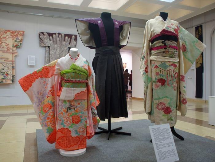 Выставка «1000 и одно кимоно»