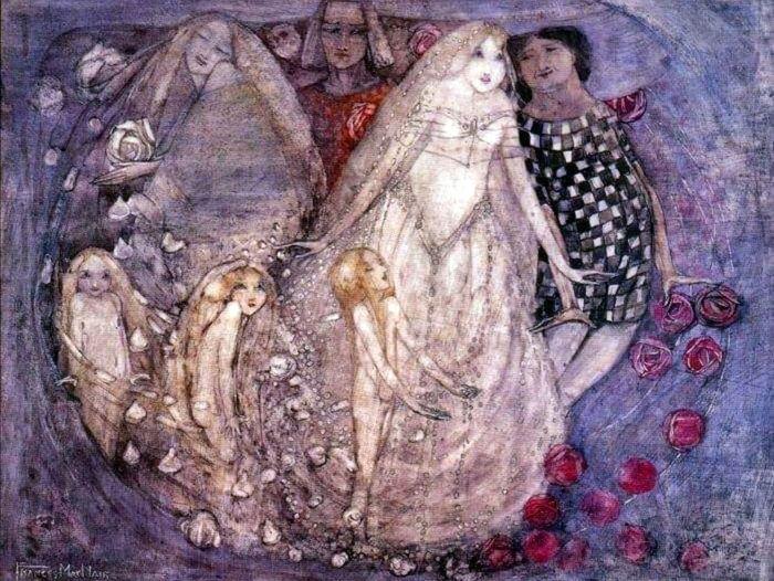 Лекция «Платье для «Розы Глазго»: сестры Макдональд»