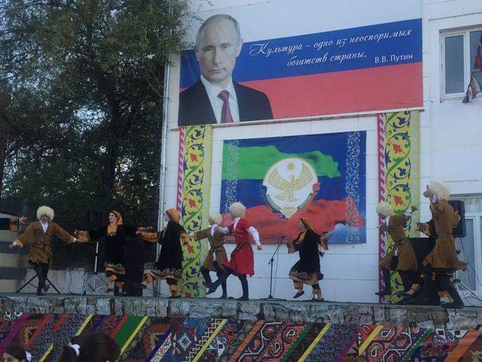 Фестиваль «Каспий – берега Дружбы»