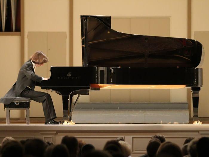 Концерт «Романтик фортепиано Рэм Урасин»