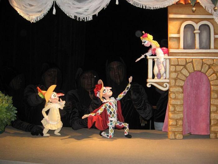 Спектакль «Дон Жуан в Венеции»
