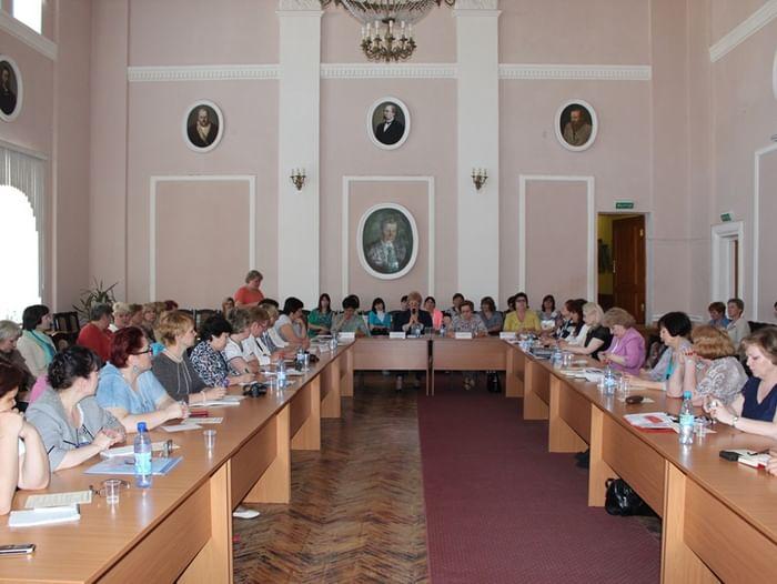 Встреча «Библиотека – центр экологической культуры и информации»