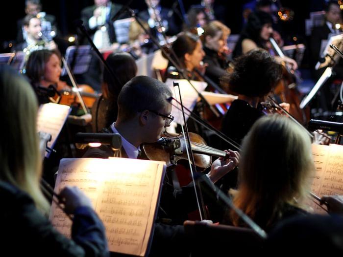 Концерт «Тайны скрипок Страдивари»