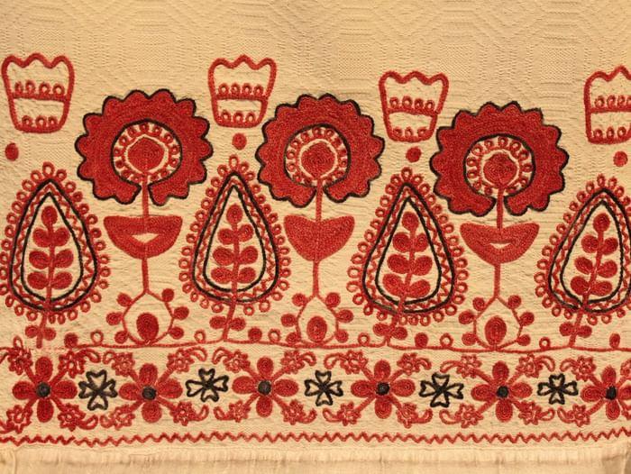 Выставка «Богатство русского орнамента»