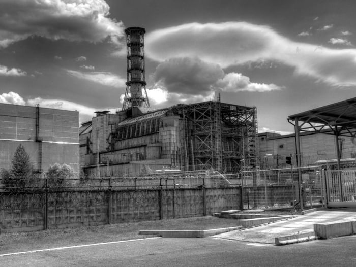 Выставка «Чернобыльская трагедия. 1986 г.»