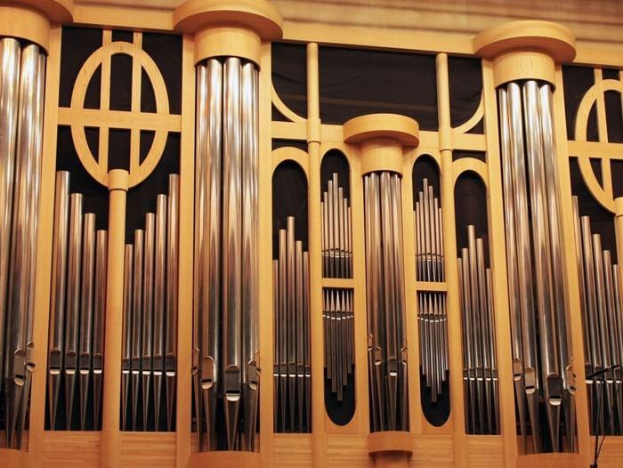 Вечер органной музыки Bach & jazz