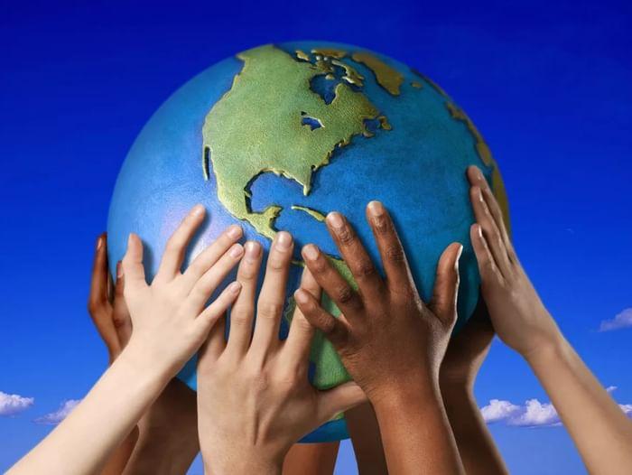 Экологический час «Как сберечь голубую планету»