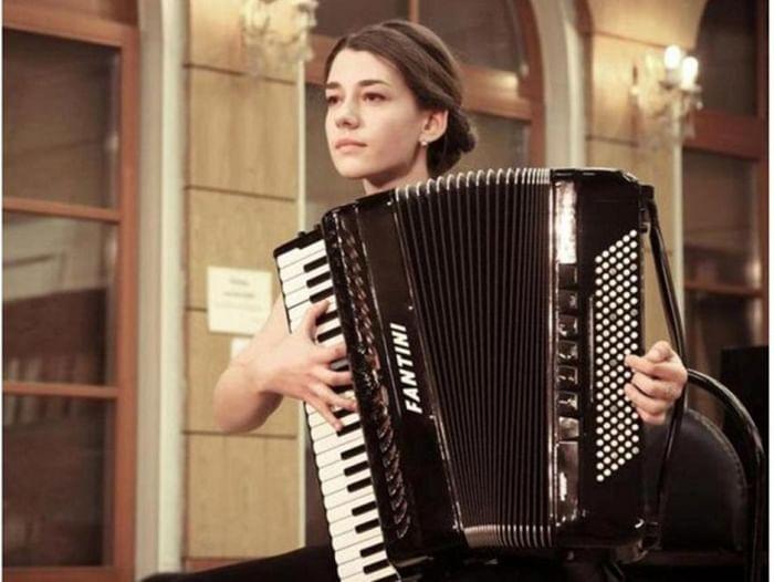Концерт Марии Орел