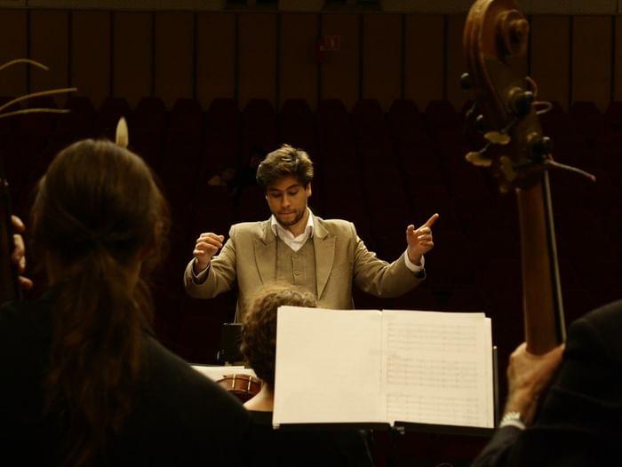 Концерт Энгельсского муниципального оркестра