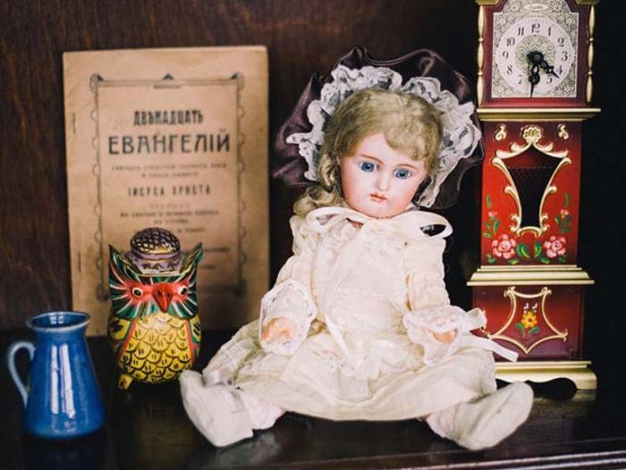 Выставка «Кукольная страна»